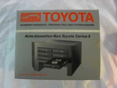 Auto-Casettenbox Toyota Carina E