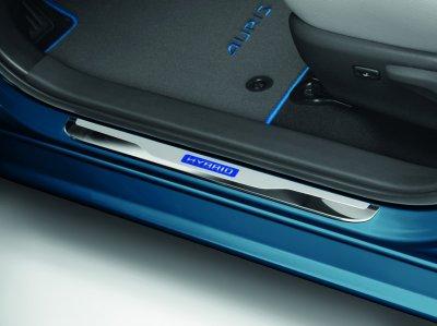 Einstiegsleisten Auris Hybrid (2012 - )