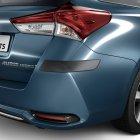 Stoßstangenecken Auris TS E18 2012 -