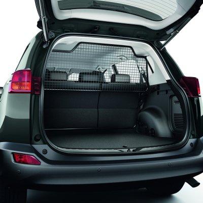 Gepäckschutzgitter RAV4 Hybrid ab 2012 -